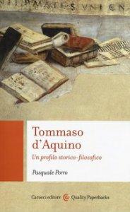 Copertina di 'Tommaso d'Aquino'