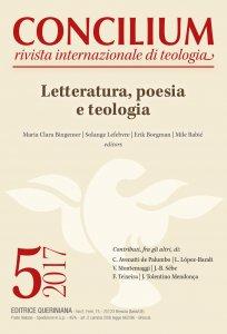 Copertina di 'Concilium - 2017/5 - Letteratura, poesia e teologia'