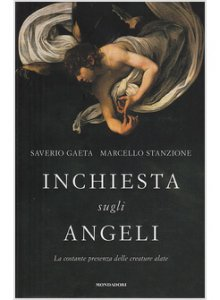 Copertina di 'Inchiesta sugli angeli'