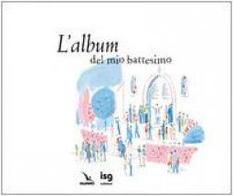 Copertina di 'L'album del mio battesimo'