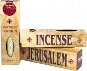 Incenso profumato di Jerusalem fragranza bethlem - peso 35 g