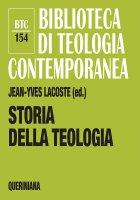 Storia della teologia - Jean-Yves Lacoste