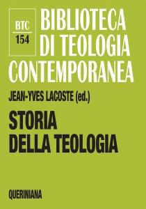 Copertina di 'Storia della teologia'