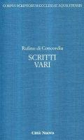 Scritti vari (5/2) - Rufino di Concordia