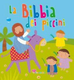 Copertina di 'La Bibbia dei piccini'