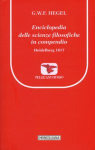 Copertina di 'Enciclopedia delle scienze filosofiche in compendio'