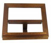 Immagine di 'Leggio economico da tavolo in legno - 32x25 cm'