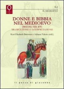 Copertina di 'Donna e Bibbia nel Medioevo (secoli XII-XV). Tra ricezione e interpretazione'