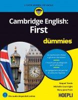 Cambridge English: First for dummies - Michelle Courtright, Raquel Tonda