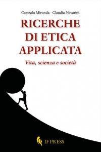 Copertina di 'Ricerche di etica applicata'