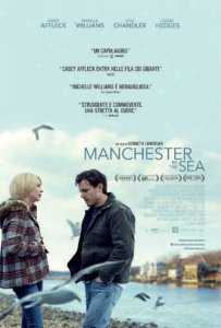 Copertina di 'Manchester by the sea'