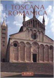 Copertina di 'Toscana romanica'
