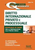 I Quaderni dell'aspirante Avvocato - Diritto Internazionale Privato e Processuale - Redazioni Edizioni Simone