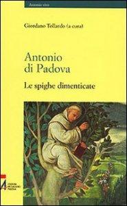 Copertina di 'Antonio di Padova. Le spighe dimenticate'