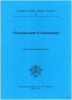 L'enseignement d'aménémopé - Vincent Pierre, Michel Laisney