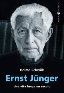 Copertina di 'Ernst Junger'