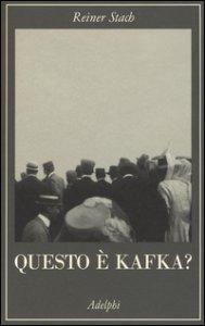 Copertina di 'Questo è Kafka?'