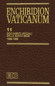 Copertina di 'Enchiridion Vaticanum. 11'