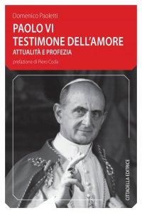 Copertina di 'Paolo VI testimone dell'amore'