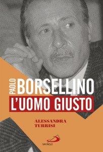 Copertina di 'Paolo Borsellino'