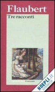 Copertina di 'Tre racconti'