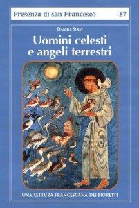 Copertina di 'Uomini celesti e angeli terrestri'