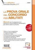 La Prova Orale del Concorso per Abilitati - Redazioni Edizioni Simone