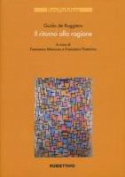 Il ritorno alla ragione - De Ruggiero Guido
