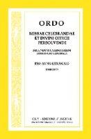 Ordo missae celebrandae et divini officii persolvendi secundum calendarium romanum generale di  su LibreriadelSanto.it