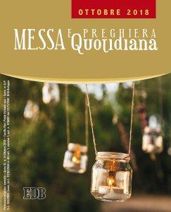 Copertina di 'Messa e Preghiera Quotidiana. Ottobre 2018'