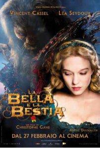 Copertina di 'La bella e la bestia'