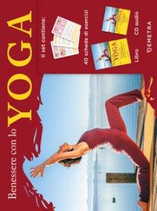 Copertina di 'Benessere con lo yoga. Con CD-Audio'