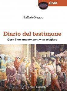 Copertina di 'Diario del testimone'