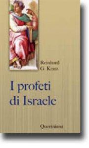 Copertina di 'I profeti di Israele'