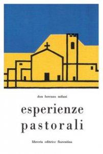 Copertina di 'Esperienze pastorali'