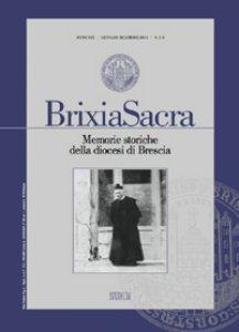 Copertina di 'Brixia Sacra (2014) vol. 1-4'
