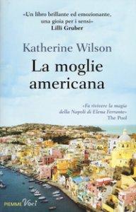 Copertina di 'La moglie americana'