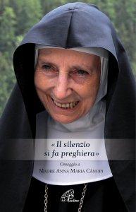 Copertina di 'Il silenzio si fa preghiera'