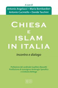 Copertina di 'Chiesa e islam in Italia'