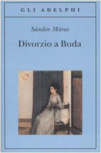 Copertina di 'Divorzio a Buda'