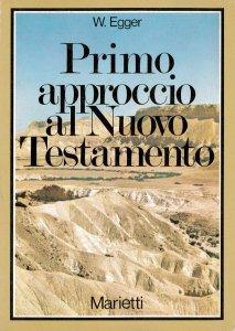 Copertina di 'Primo approccio al Nuovo Testamento'