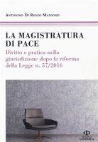 La magistratura di pace - Antonino Di Renzo Mannino