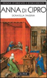 Copertina di 'Anna di Cipro. L'eterna straniera'