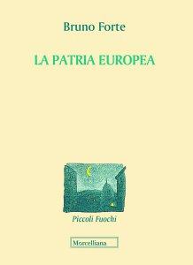 Copertina di 'La patria europea'