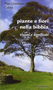 Copertina di 'Piante e fiori nella Bibbia'
