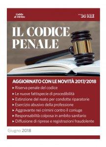 Copertina di 'Il codice penale'