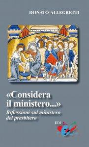 Copertina di '«Considera il ministero»'