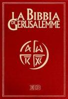 La Bibbia di Gerusalemme (versione lusso - caratteri grandi)