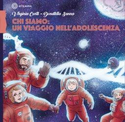 Copertina di 'Chi siamo: un viaggio nell'adolescenza'