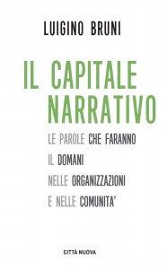 Copertina di 'Il capitale narrativo'